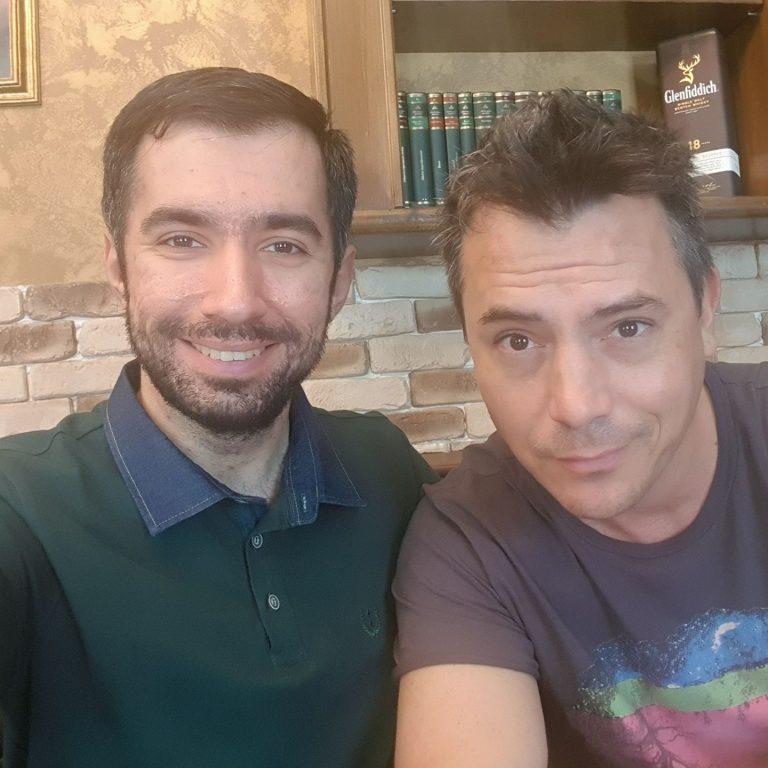 Cu Razvan Fodor, revedere cu curaj dupa 5 ani