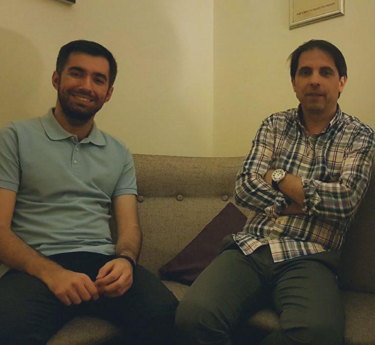 Impreuna cu Dan Negru, la un ceai despre curaj si ce conteaza cu adevarat in viata