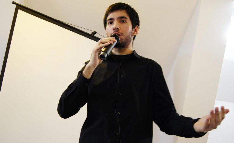 Primul discurs in public despre hotarare, efort si timp